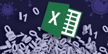 آموزش 3 روش حل مشکل رند شدن اعداد در اکسل