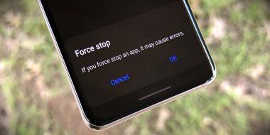 آموزش تصویری نحوه Force Stop یا توقف اجباری برنامه در اندروید