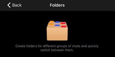 آموزش کامل پوشه بندی تلگرام: مرتب سازی چت ، گروه ، کانال ، مخاطبین و...