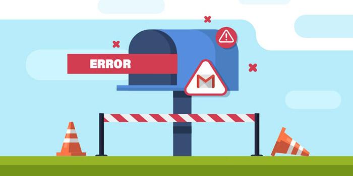 آموزش 9 روش حل مشکل وارد نشدن به جیمیل (Gmail)