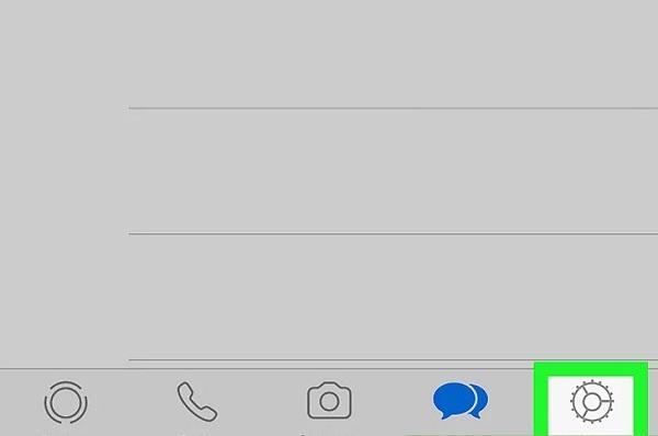 آموزش عدم نمایش و برداشتن وضعیت آنلاین بودن واتساپ