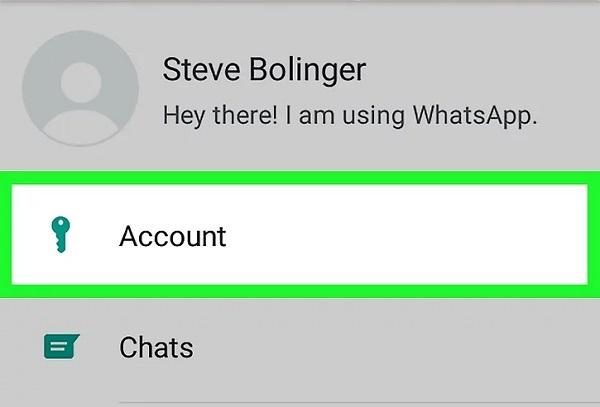 چگونه در واتساپ جی بی آنلاین بودن را مخفی کنیم