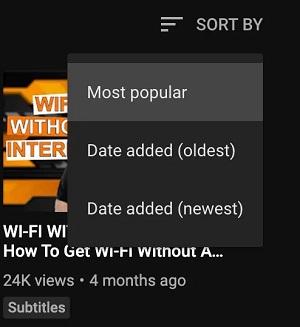 فیلم های پربازدید یوتیوب