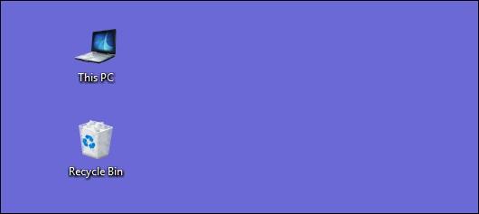 تغییر آیکون فولدر در ویندوز 10