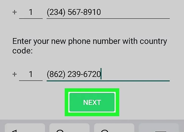 روش تغییر شماره برای مخفی کردن شماره در واتساپ آیفون، اندروید و..