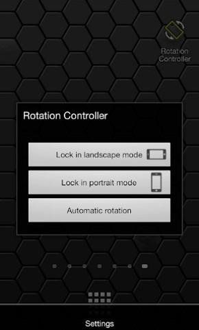 تنظیمات چرخش صفحه برای سامسونگ ، شیائومی ، هواوی و موارد دیگر.