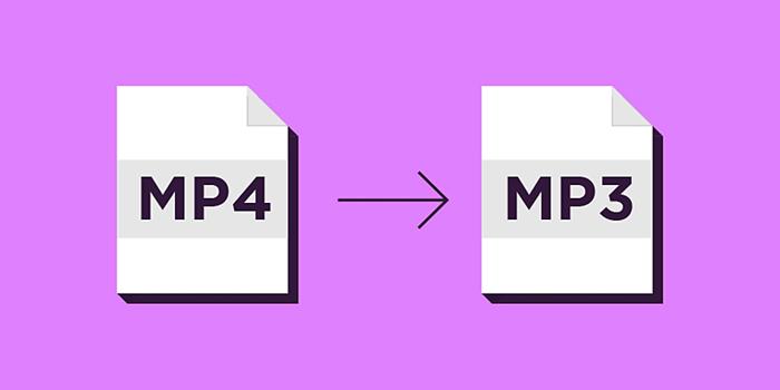 آموزش 7 روش تبدیل فایل MP4 به MP3 با نرم افزار و آنلاین