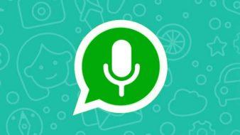 آموزش گوش دادن ویس در واتساپ بدون فهمیدن شخص مقابل