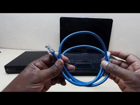 اتصال دستگاه dvr به لپ تاپ