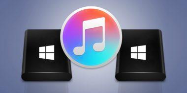 آموزش تغییر محل ذخیره فایل بکاپ آیتونز در ویندوز 10 ، 8 و 7