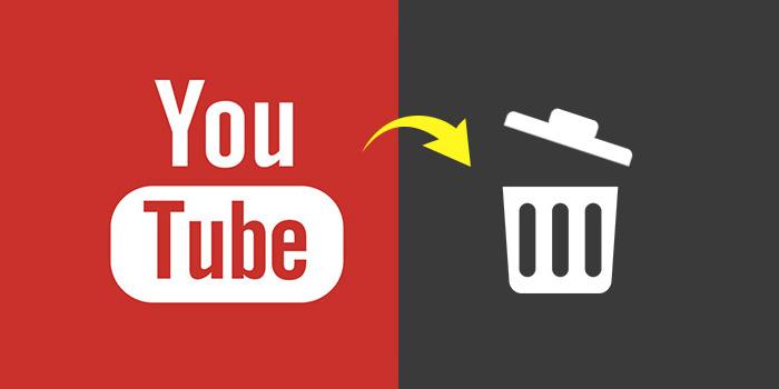 آموزش تصویری نحوه حذف اکانت یوتیوب در اندروید و آیفون
