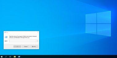 Run ویندوز کجاست؟ آموزش 6 روش دسترسی به پنجره Run ویندوز 10 ، 8 و 7