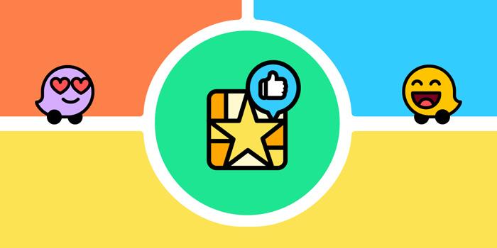 آموزش تصویری نحوه ذخیره آدرس در ویز (Waze)