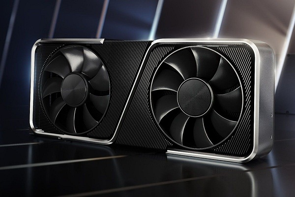 3- Nvidia GeForce RTX 3060 Ti