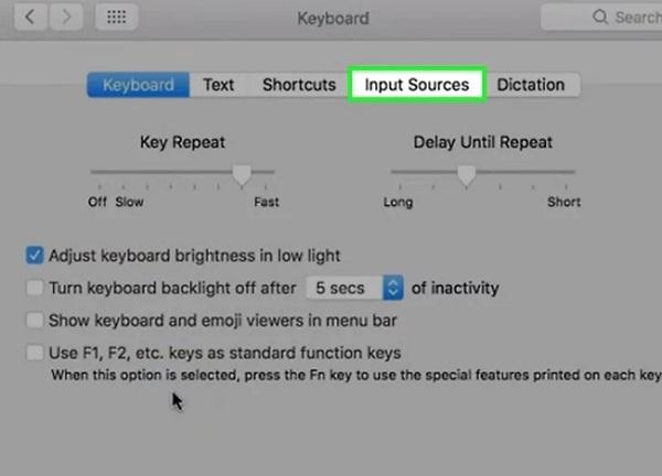 اصلاح صفحه کلید لپ تاپ