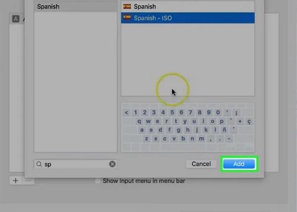 حروف صفحه کلید لپ تاپ را جدا کنید