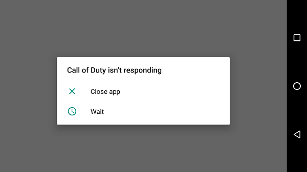 عیب یابی خطای Android پاسخ نمی دهد