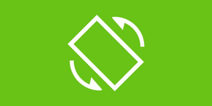 آموزش 6 روش تنظیم چرخش صفحه گوشی اندروید به صورت دلخواه