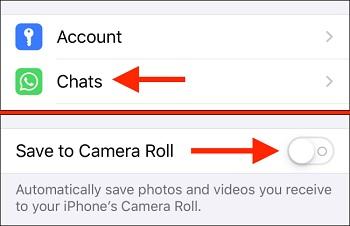 برای جلوگیری از ذخیره و نمایش عکس ها و فیلم های WhatsApp در گالری ، 3 روش را بیاموزید