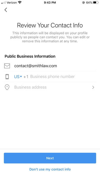 چگونه می توانم یک حساب کاربری در اینستاگرام ایجاد کنم؟  نحوه ایجاد حساب کاربری در اینستاگرام