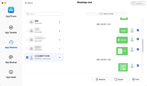 حل مشکل بازگردانی فایل بکاپ واتساپ از گوگل درایو در آیفون