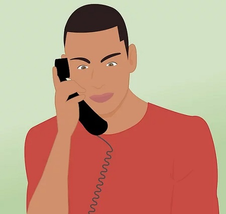 مشکل سیم کشی تلفن