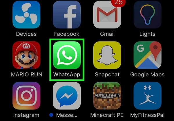 خاموش کردن واتس اپ در آیفون (iPhone و iPad)