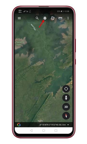 مشاهده تغییرات زمین در گوگل ارث (Google Earth)