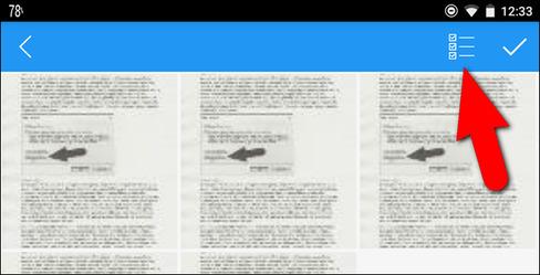 دسته ای چندین تصویر را به یک فایل PDF تبدیل می کند
