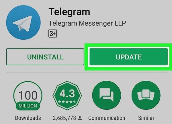 با به روزرسانی در تلگرام ، مشکل سرعت بخشیدن به ویس را در تلگرام برطرف کنید