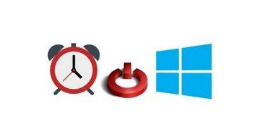 آموزش 4 روش ایجاد تایمر خاموش شدن خودکار ویندوز 10 ، 8 و 7