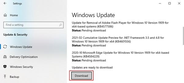 آموزش Windows Explorer با Windows Update کار در Windows را متوقف کرده است