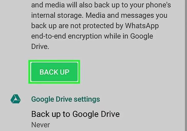 از WhatsApp در Android خارج شوید (WhatsApp را در Android خاموش کنید)