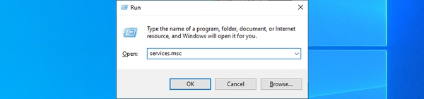 سرویس Windows Update را مجدداً راه اندازی کنید