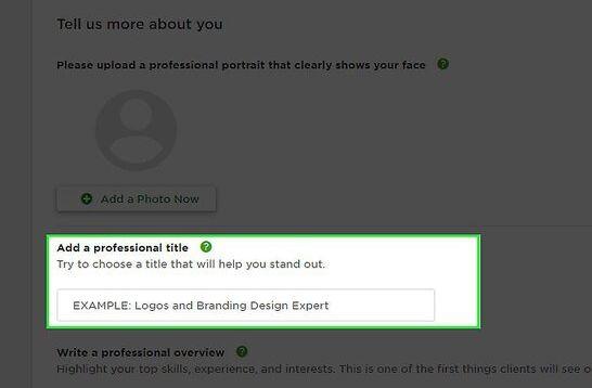 نحوه ثبت نام و کار با سایت Upwork را بیاموزید