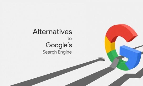 موتورهای جستجوی جایگزین گوگل