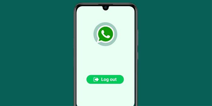 آموزش 4 روش خروج از واتساپ به صورت دستی و راه دور