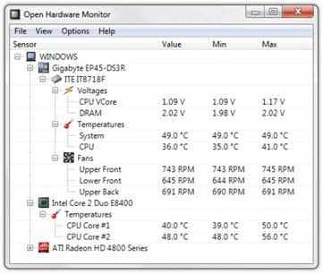 سرعت فن لپ تاپ را تنظیم کنید