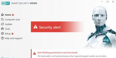 آموزش تصویری غیر فعال سازی آنتی ویروس نود 32 ویندوز 10 ، 8 و 7