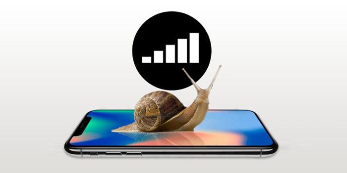 بررسی 10 دلیل و روش حل مشکل سرعت پایین اینترنت دیتا گوشی