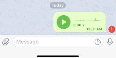 آموزش 15 روش حل مشکل ویس تلگرام: تند پخش شدن ، پخش نشدن ، عدم ارسال و..