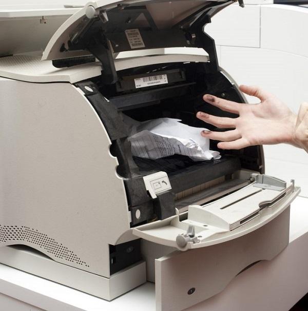 ارور توجه به چاپگر لازم است