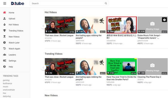 گزینه های جایگزین برای YouTube