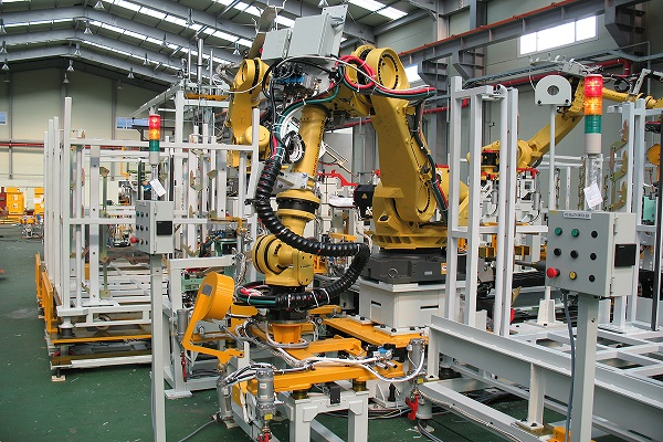 تعمیر تجهیزات کارخانه