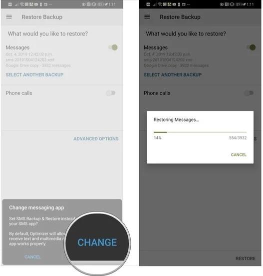 5 روش و برنامه برای بایگانی از Android SMS را یاد بگیرید
