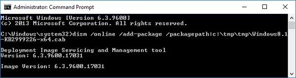 با نصب C ++ مشکل را برطرف کنید