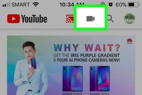 آموزش زنده یوتیوب با تلفن و کامپیوتر