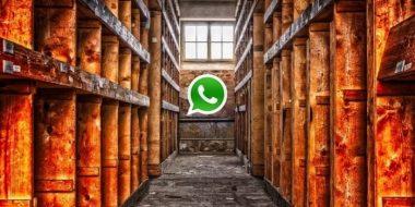 آموزش مخفی کردن دائمی چت در واتساپ با قابلیت جدید آرشیو