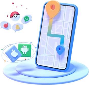 بیاموزید مکان Android و iPhone خود را تغییر دهید
