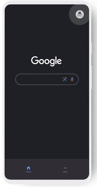 آموزش فعال کردن تم تاریک یا مشکی جستجوی گوگل در کامپیوتر و گوشی